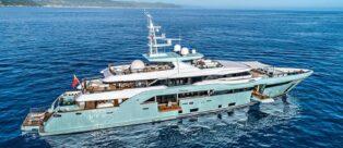 Yacht M/Y Latona: l'ultimo capolavoro dell'Atelier CRN