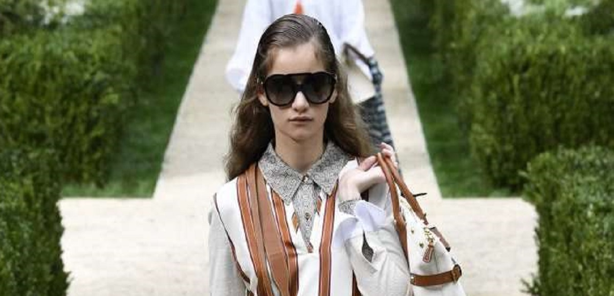 Occhiali da sole a mascherina L'accessorio fashion per la Primavera/Estate 2019