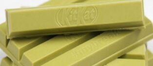 Kit Kat verde Tè matcha: lo snack più gustoso amato da grandi e piccini.