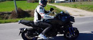 Niken Yamaha: un nuovo modo d'interpretare la sportività su strada