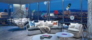 Emphaty Suite Las Vegas: la suite da 100.000 dollari a notte