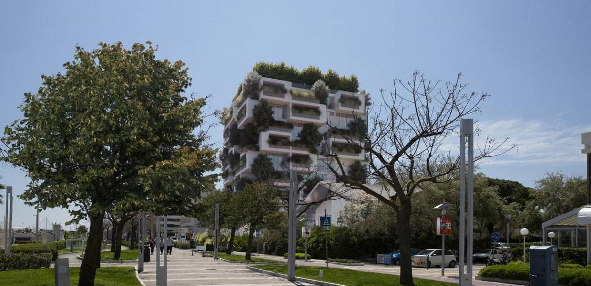 Condhotel Riccione: anche la Romagna avrà il suo bosco verticale
