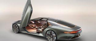 Bentley EXP 100 GT La concept car elettrica che anticipa il futuro
