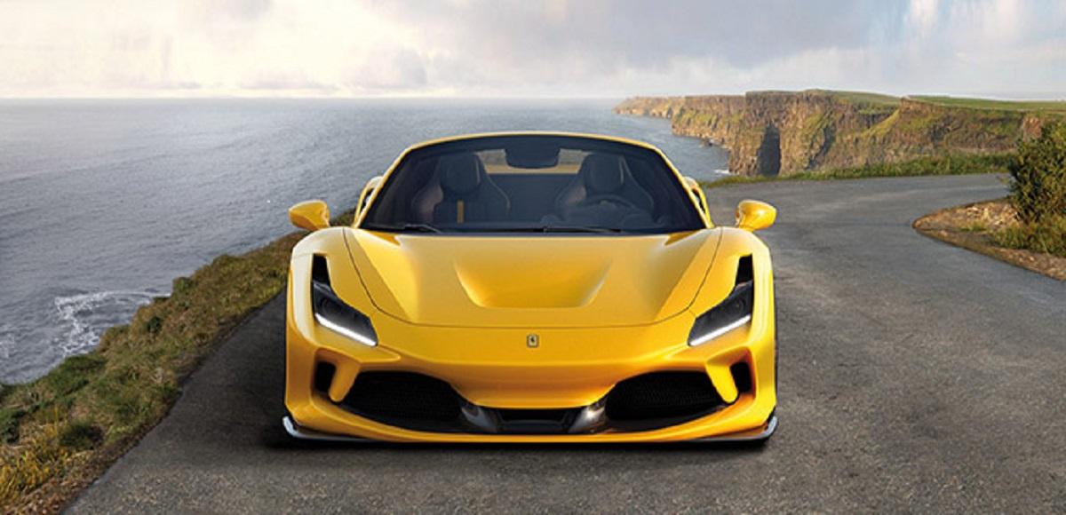 Ferrari F8 Spider La nuova scoperta di Casa Maranello
