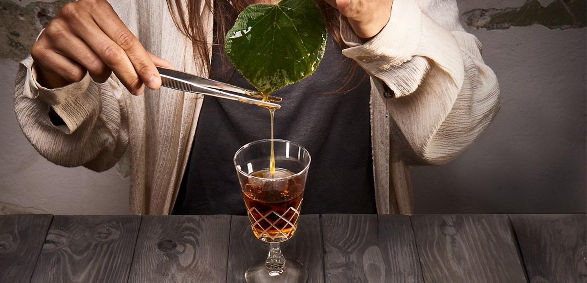 Foraging drink: i cocktail selvatici del 2019