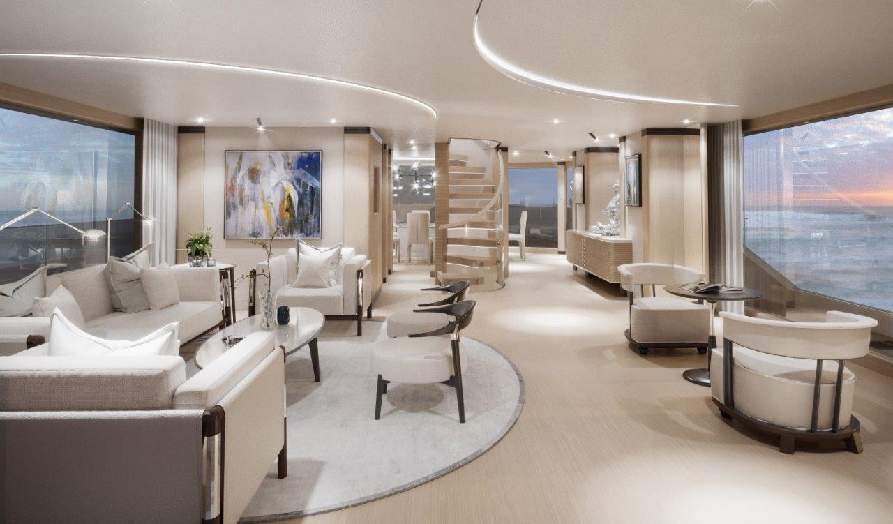 Benetti B Yond Yacht La nuova generazione di Expedition