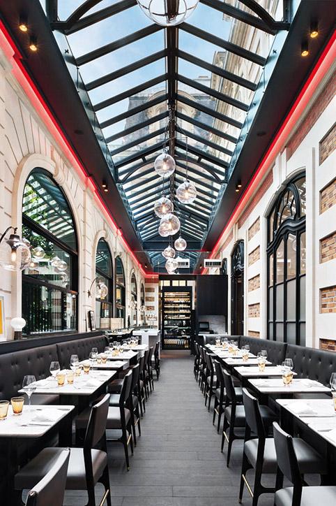 Café Artcurial Parigi: design e innovazione di gusto retrò