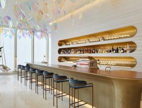 Café V Louis Vuitton Osaka Giappone