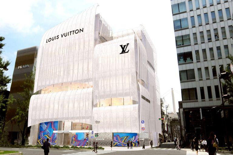 Café V Louis Vuitton Osaka La maison francese irrompe nel mondo della ristorazione