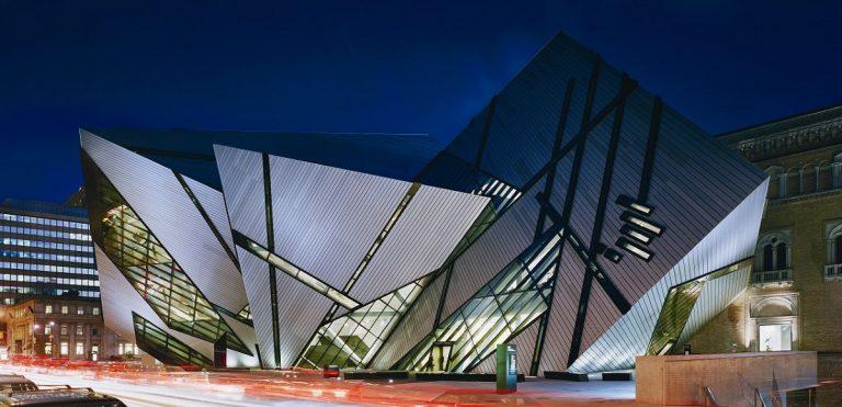 Royal Ontario Museum Toronto Un nuovo punto di riferimento per la città