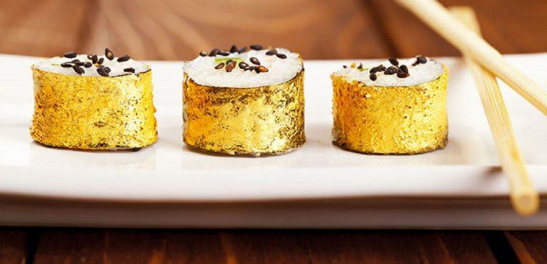 Sushi d'oro: a Milano lo chef giapponese coccola i palati più esigenti