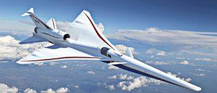 Aereo NASA X-59 QueSST:Milano-Napoli in 22 minuti senza rumore