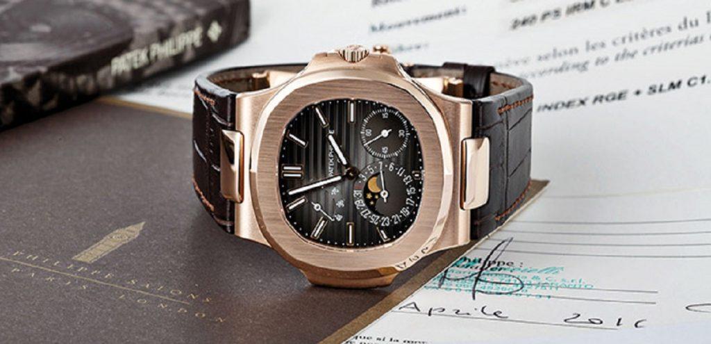 Orologio Patek Philippe Nautilus 5712R: il tuo tempo è
