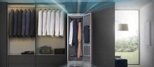 Samsung Airdresser L'armadio intelligente che promette di facilitarti la vita