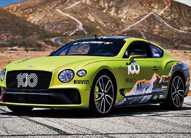 Bentley Continental GT Pikes Peak Limited Edition Una belva in soli 15 esemplari