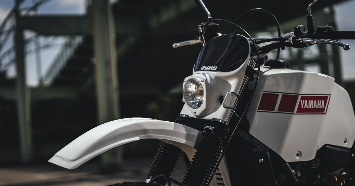 Yamaha Sette di D&G Motorsport Rimini: design Oscar Tasso