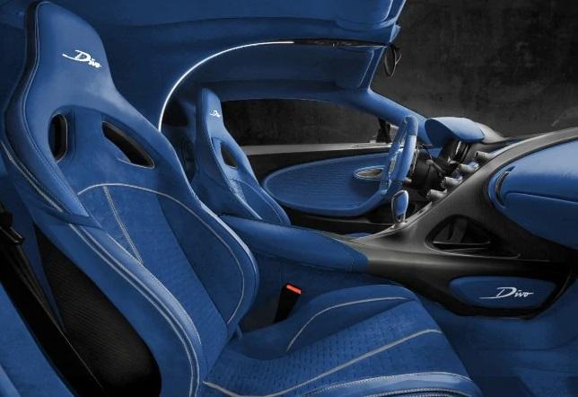 Bugatti Divo personalizzate: le hypercar esclusive su misura