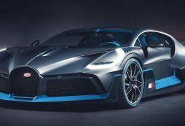 Bugatti Divo personalizzate