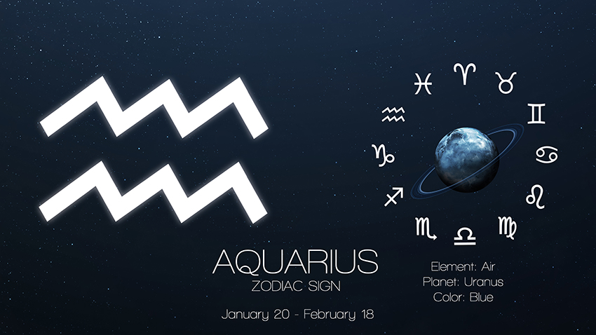 Classifica zodiacale Inverno 2020 Acquario