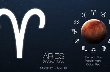 Classifica zodiacale Estate 2021 Ariete