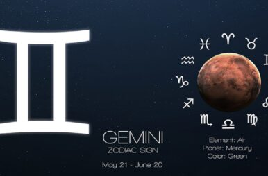 Classifica zodiacale Estate 2021 Gemelli