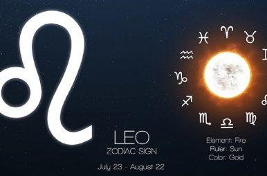 Classifica zodiacale Estate 2020 Leone: settima posizione