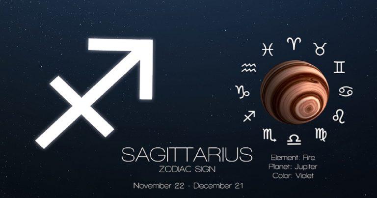 Classifica zodiacale Estate 2020 Sagittario: decima posizione