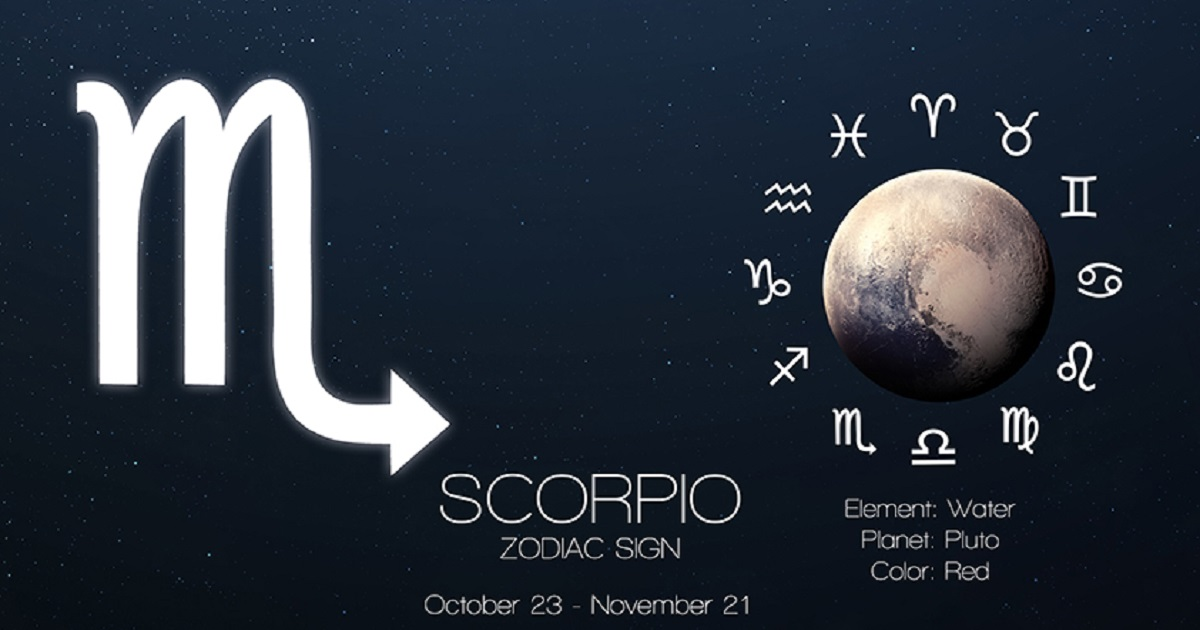Classifica zodiacale Inverno 2020 Scorpione