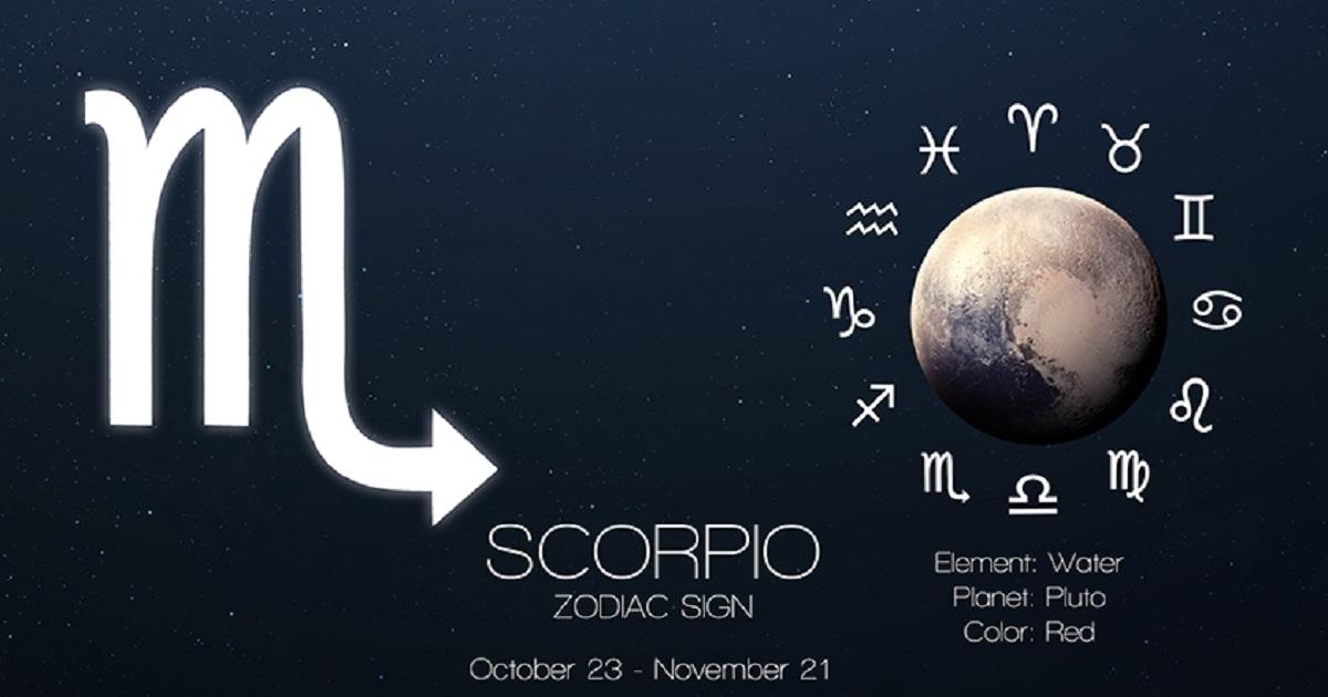 Classifica zodiacale Estate 2020 Scorpione: quinta posizione