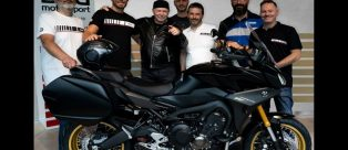 Vasco Yamaha Tracer 847 R: il Blasco fa il bis da D&G Motorsport Rimini!