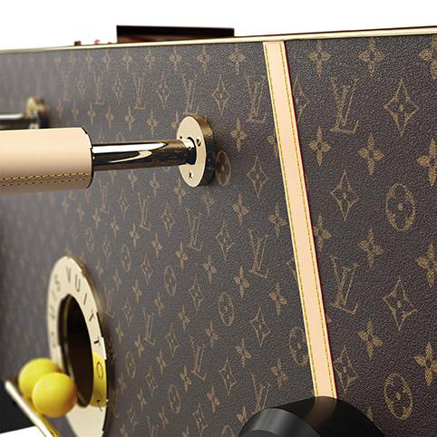 Biliardino Louis Vuitton Il calciobalilla più costoso del mondo