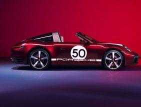 Porsche 911 Targa 4S Heritage Design Edition: la nuova supercar in stile retrò