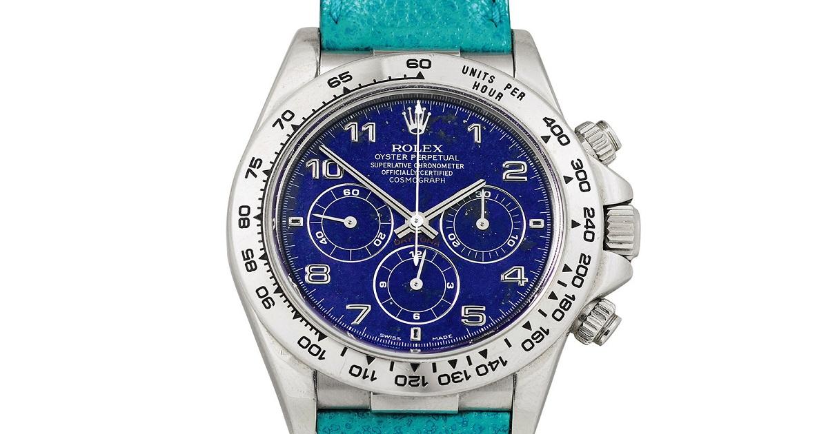 Rolex Cosmograph Daytona: nel 2020 il modello più caro al mondo