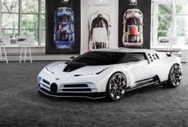 Bugatti Centodieci Cristiano Ronaldo L'asso Juventino compra l'auto più costosa del mondo!