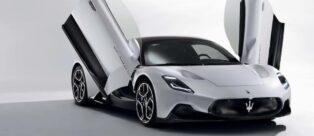 Maserati MC20: la nuova sportiva presentata in anteprima mondiale