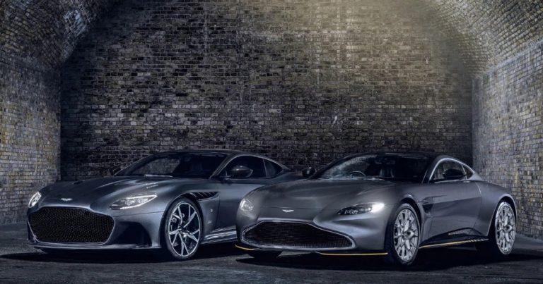 Aston Martin Vantage007 Edition& DBS Superleggera Due modelli esclusivi per sentirsi come Bond