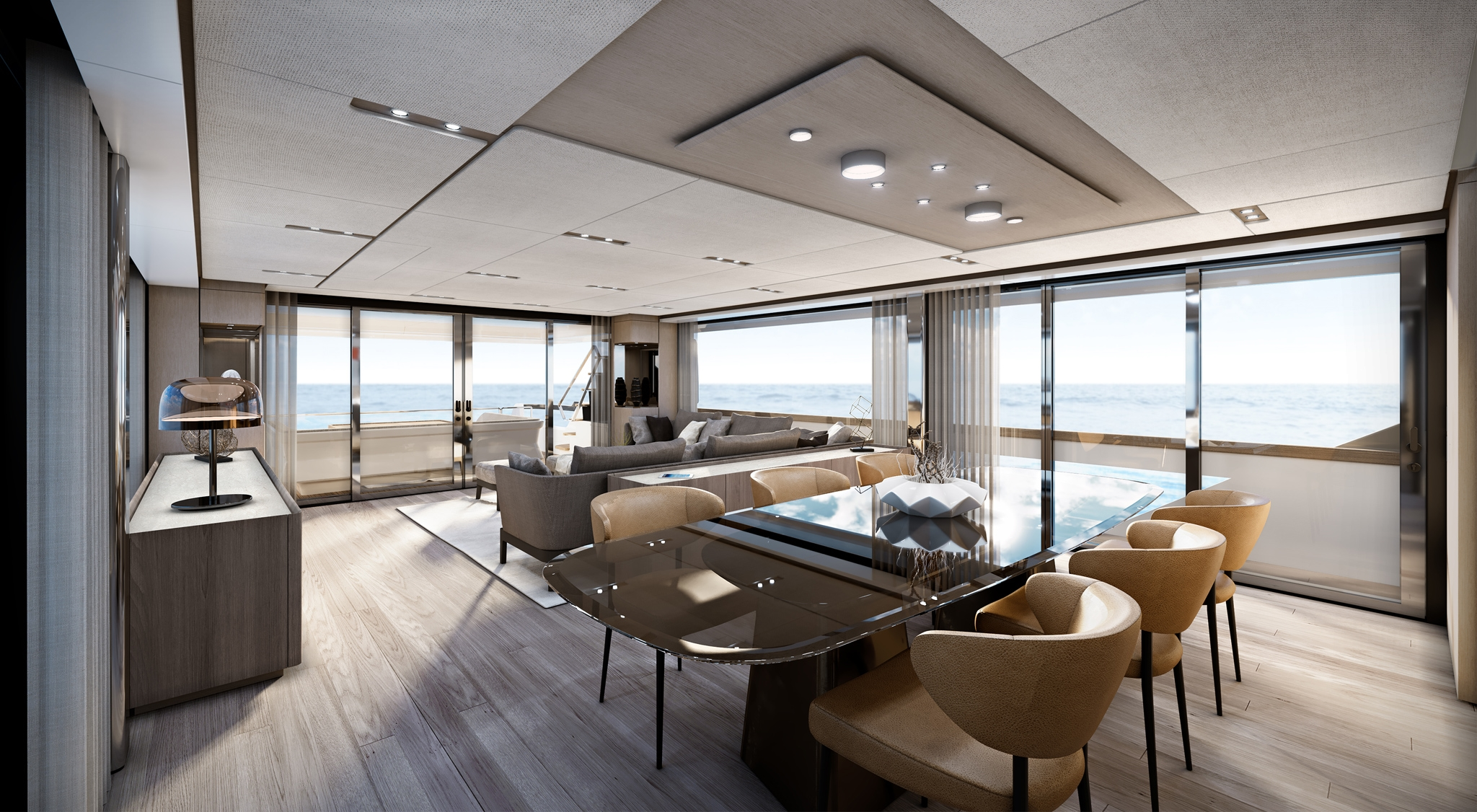 Ferretti Yachts 1000 Il nuovo gigante italiano dei mari