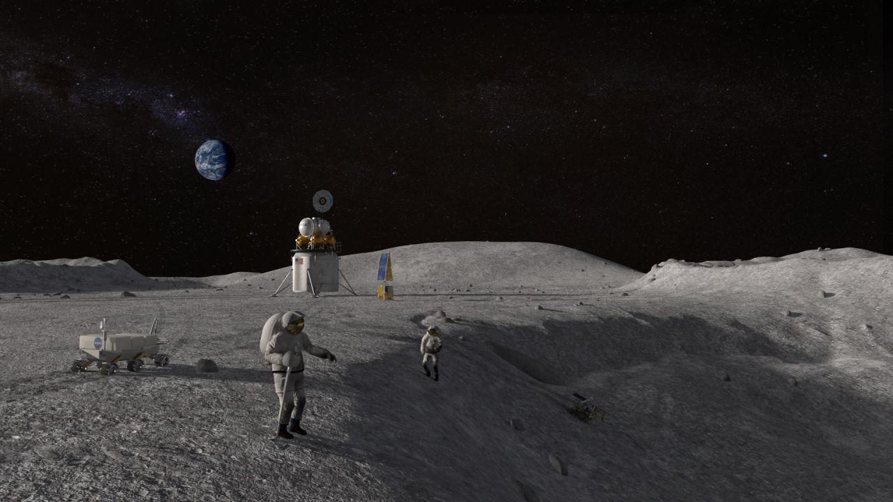 Centrale Nucleare sulla Luna: l'ambizioso progetto della NASA