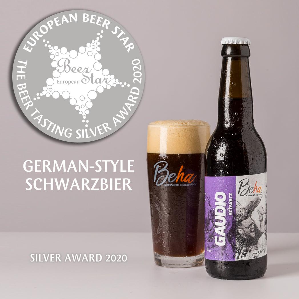 European Beer Star 2020 La bionda artigianale riminese Gaudio sul tetto d'Europa