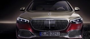 Mercedes Maybach Classe S la nuova berlina extra lusso