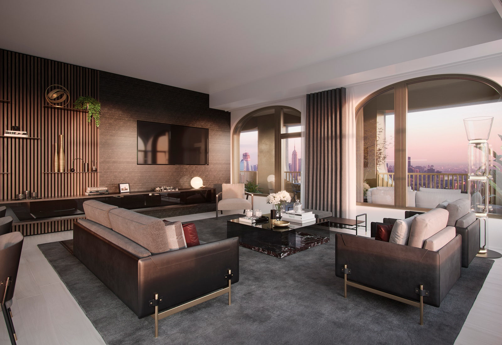 Residenza Aston Martin New York