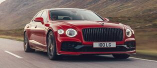 Nuova Bentley Flying Spur V8