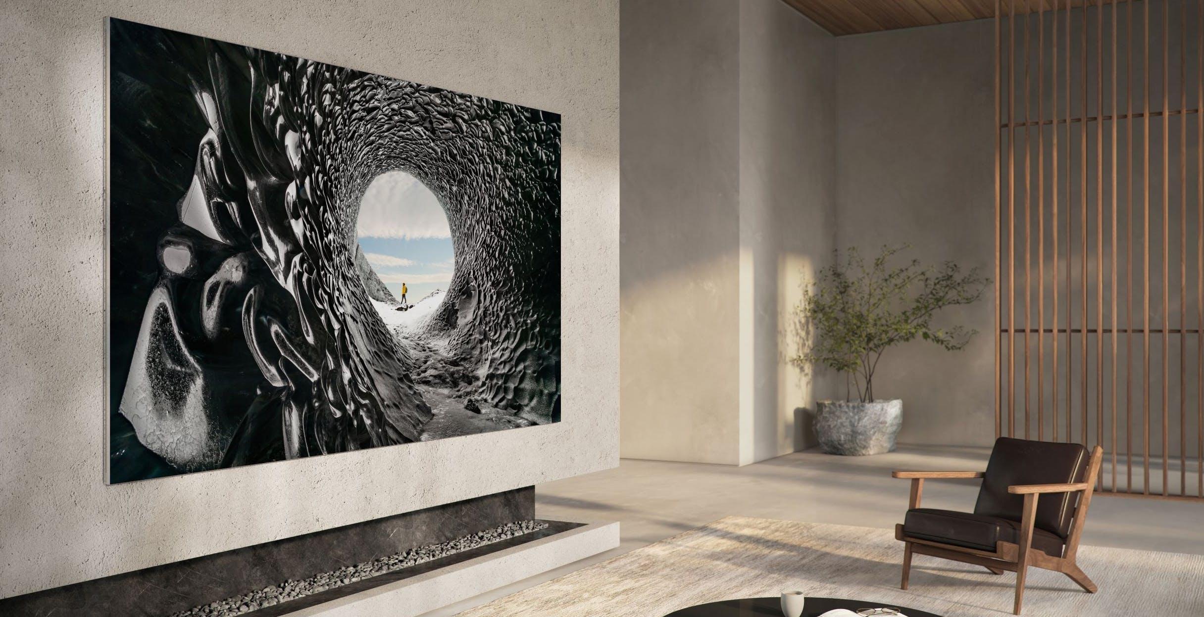 Tv Samsung MicroLED 2021
