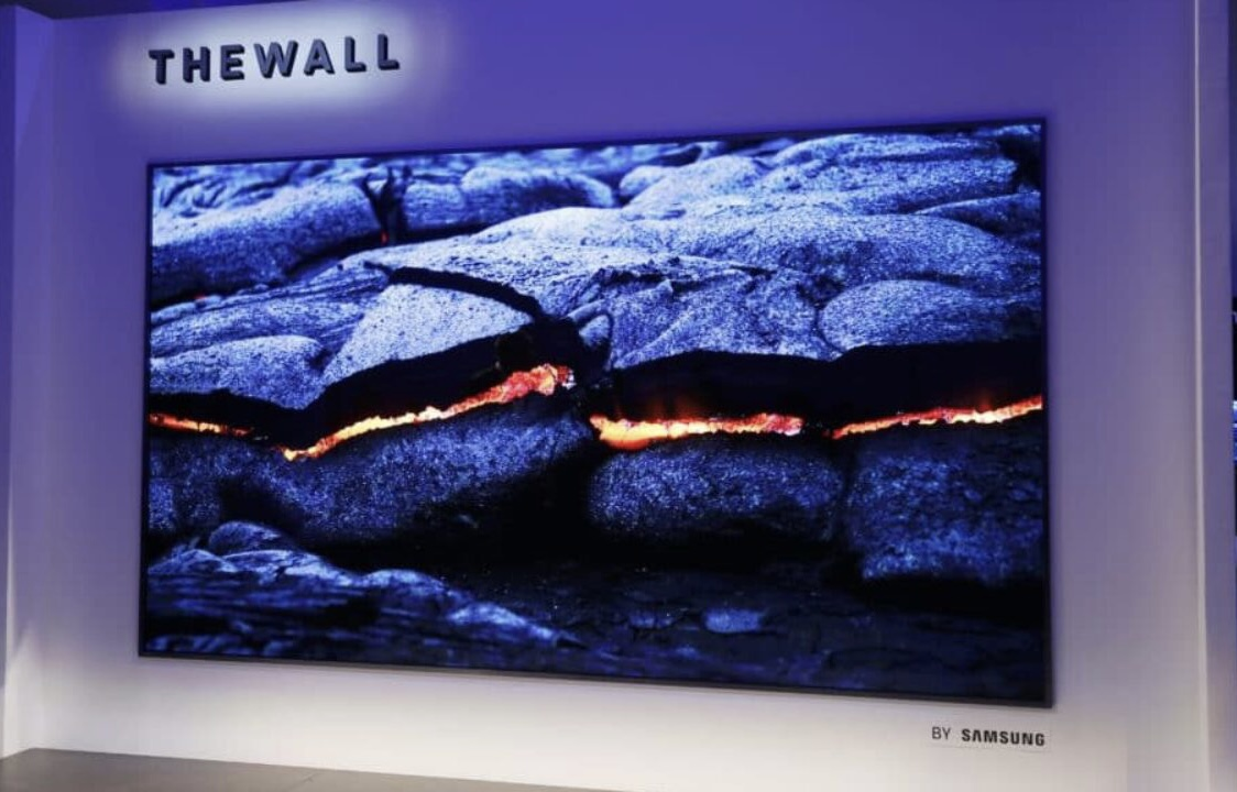 Nuova Tv Samsung MicroLED 2021
