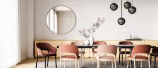 Tendenze Casa Inverno 2020: toni caldi e tocchi classici