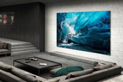 Nuova Tv Samsung MicroLED 2021