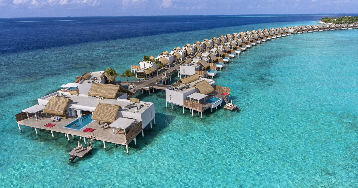 EMERALD MALDIVES RESORT & SPA SOGNANDO LA FUGA D'INVERNO