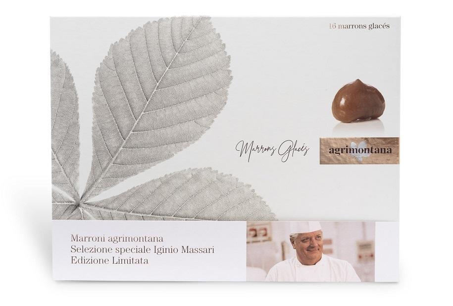 """Marrons Glacés """"Selezione Iginio Massari"""" L'espressione dell'arte pasticcera in edizione limitata"""