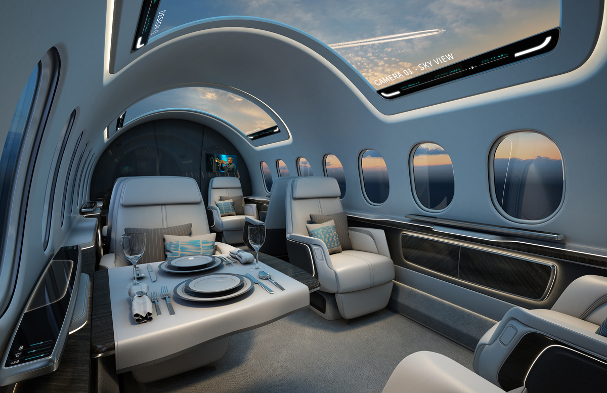 Business Jet AS2