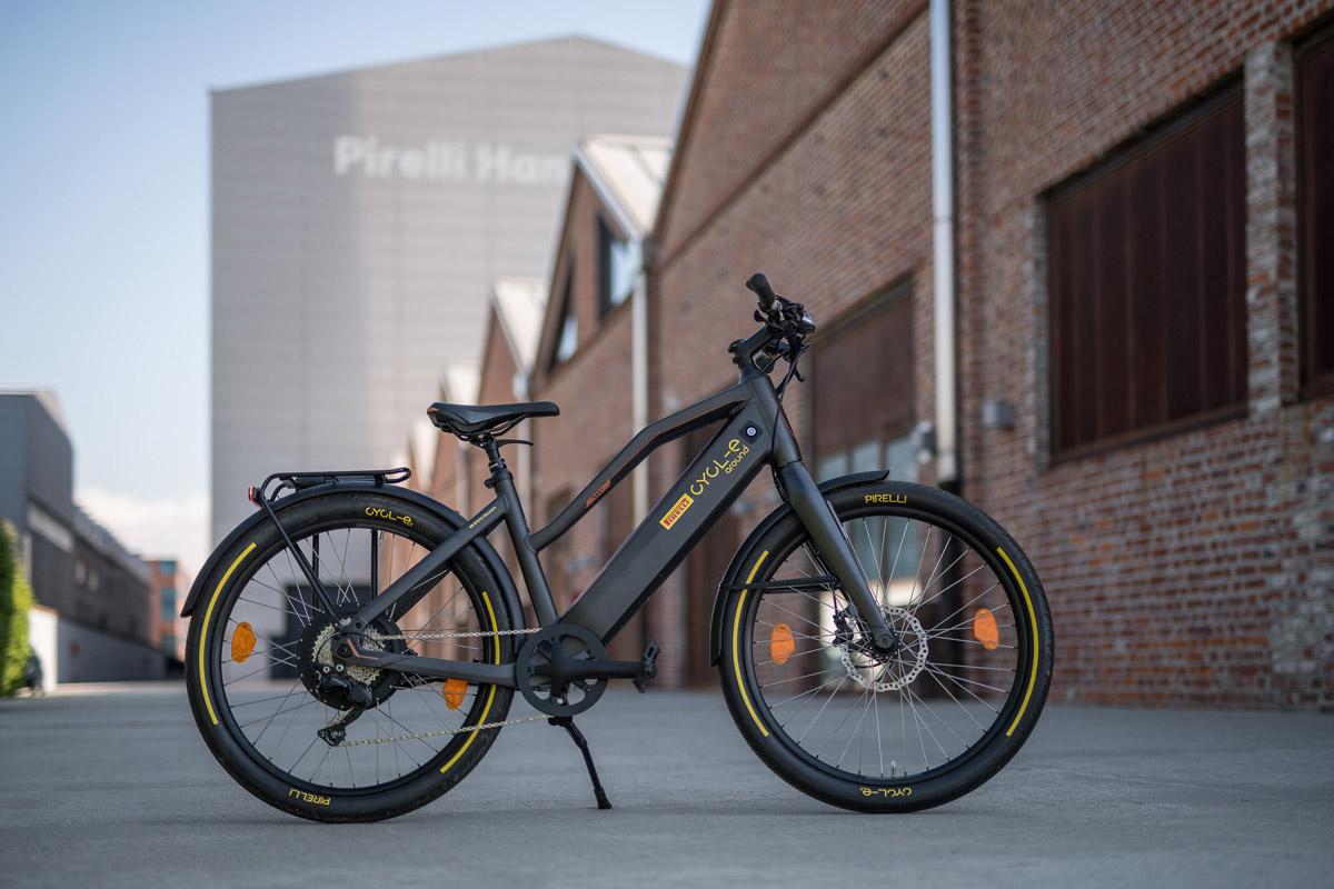 CYCL-E Around Pirelli: il noleggio di e-bike elettriche per i dipendenti